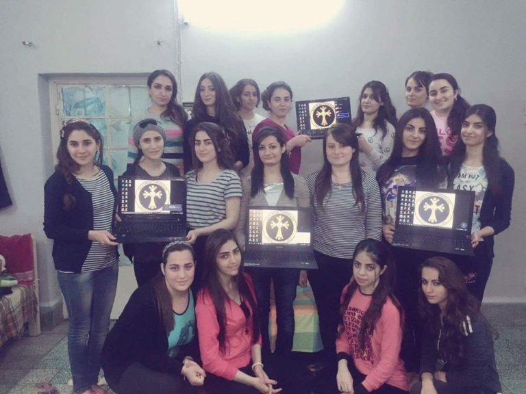 33 LAPTOPS KIRKUK STUDENTS