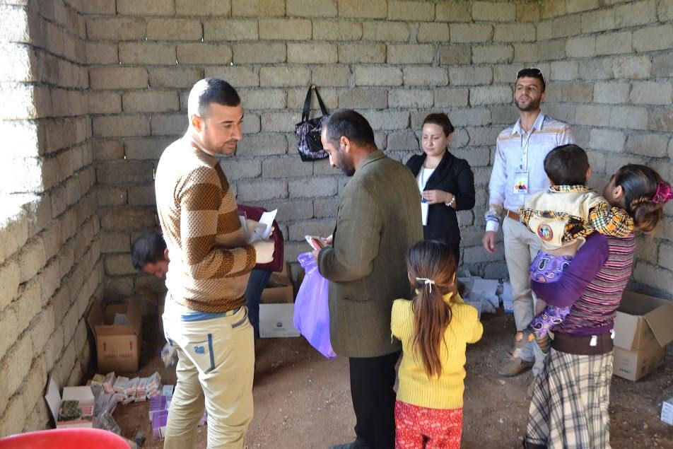 YAZDA MEDICAL MISSION FOR YAZIDI COMMUNITY