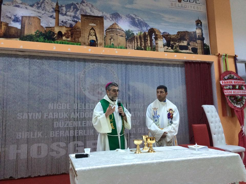 2ND TURKEY MISSION BISHOP FRANCIS & FR. FADI PHILIP
