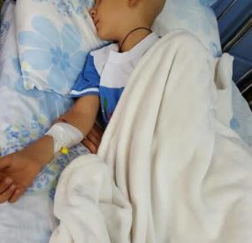 Stem Cell Transplant for Majd